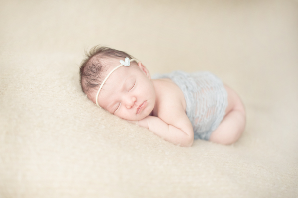 Newborn Photo Shoot at our Gold Coast Studio
